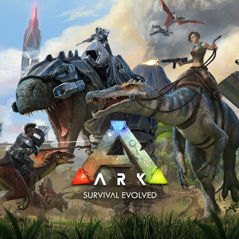 PS Storeにて「ARK: Survival Evolved」が50%オフなど