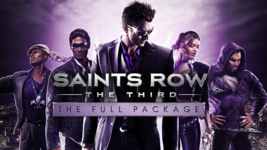 Switchセール情報!「SAINTS ROW®: THE THIRD™ – THE FULL PACKAGE」が50%オフなど