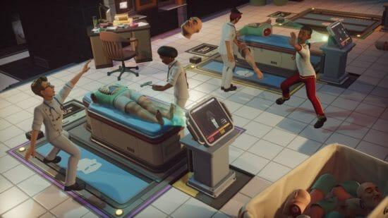 ハチャメチャ外科手術シミュレーター「Surgeon Simulator 2」が先行アクセス開始!