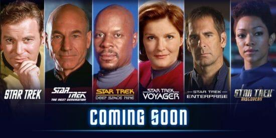 「スター・トレック:艦隊コマンド」今後すべての「Star Trek™」のコンテンツやキャラを投入へ