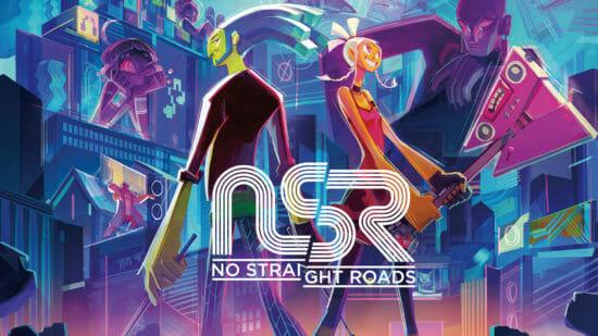 音楽と音でロックな大冒険!「ノー・ストレート・ロード」がNintendo Switch向けに配信開始!