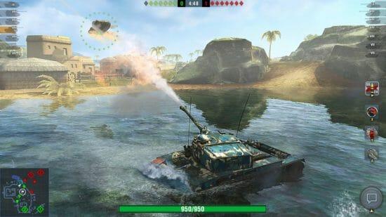 「World of Tanks Blitz」がNintendo Switch向けに配信開始!