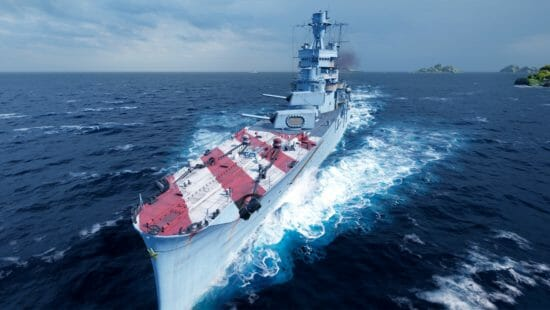 「World of Warships: Legends」イタリア巡洋艦のアーリーアクセス開始!