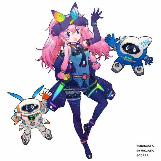 キャラクターとホビーの祭典「C3AFA TOKYO2020 ON-LINE」メインビジュアルを発表!