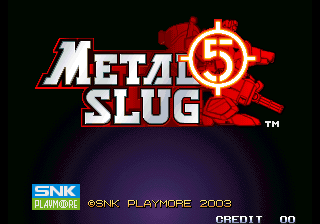 「メタルスラッグ4」「メタルスラッグ5」のサントラが予約開始!