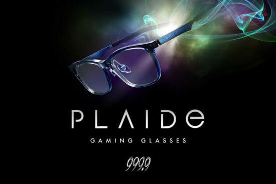 「FAV gaming」フォーナインズよりゲーミンググラス「PLAIDe」提供サポートが決定!