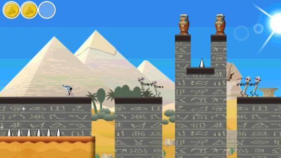 Switchセール情報!簡単アクションゲーム「大盛りチャリ走DX」や「Desert Child~砂漠の子~」