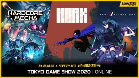 「Lightning Games」東京ゲームショウで3つのインディータイトルの開発ストーリーを放送
