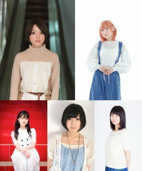 「ラピスリライツ」花澤香菜、南條愛乃らが歌う、伝説のユニット「Ray」の両A面シングル発売が決定!