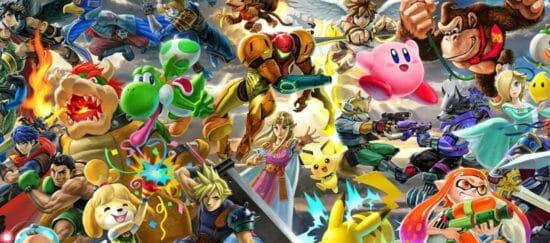 「スマブラSP」ゲームボーイで初登場したキャラクターが出現するスピリッツボードイベントを9月25日から開催!