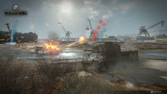 PC向け「World of Tanks」にバトルロイヤルモード「スティールハンター」が開幕!