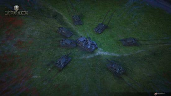 PC向け「World of Tanks」で新PvEイベント「Last Waffenträger」が開幕!