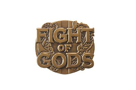 Nintendo Switch「Fight of Gods」特装版ピンバッジと絵馬のイラストを公開!
