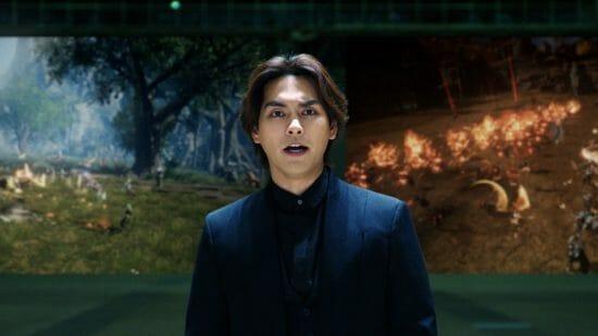 柳楽優弥さん出演!MMORPG「V4」のテレビCMが全国5地域で放映開始!