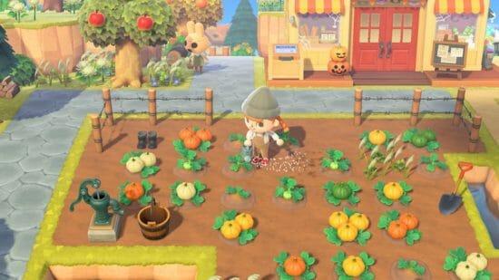 「あつまれ どうぶつの森」秋のアップデート配信開始!ハロウィンイベントをみんなで楽しもう!