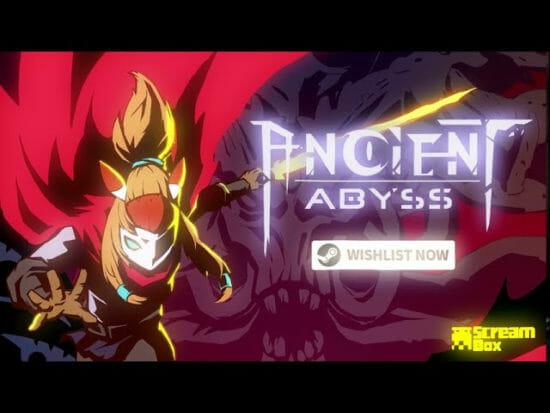 ローグライクアクション「Ancient Abyss」の時間限定体験版がSteamで配信開始!