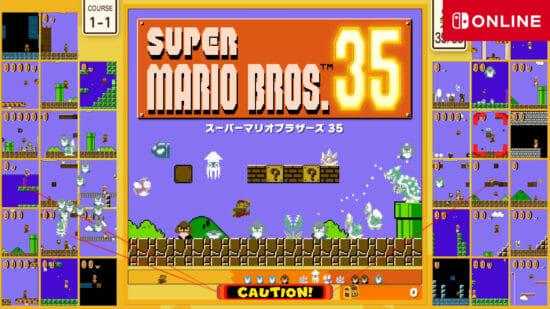 Switch新作情報!今週は「マリオ35」やインディーゲーム「オレンジブラッド」に注目!