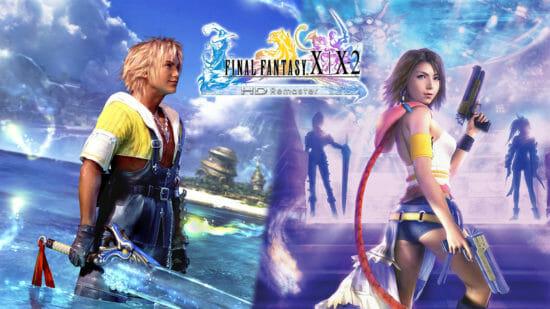 Switchセール情報!名作RPG「FINAL FANTASY X/X-2 HD Remaster」が50%オフ!