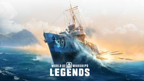 PS4/Xbox One向け「World of Warships: Legends」でハロウィーンイベント「サビと轟音」が開催!