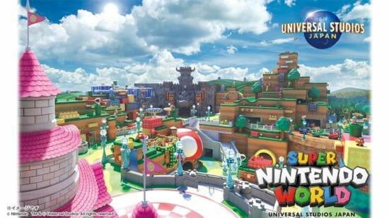 USJの新エリア「SUPER NINTENDO WORLD」は2021年春に開業へ!先行して「マリオ・カフェ&ストア」が10月16日にオープン!