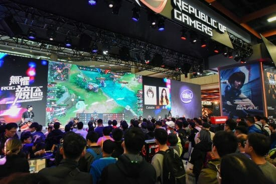 「台北ゲームショウ2021」オンラインとオフラインで2021年1月末に同時開催!