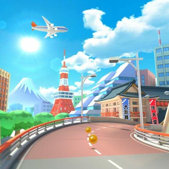 「マリオカート ツアー」配信開始1周年記念のツアーが開幕!世界のコースを楽しもう!