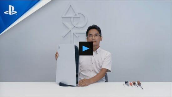 SIE、PlayStation5本体を分解する映像を公開!