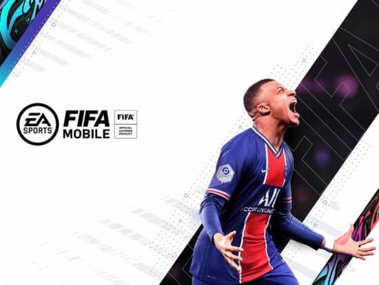 最高のサッカー体験をスマホで!「EA SPORTS™ FIFA MOBILE」配信開始!