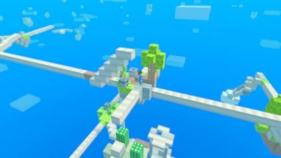 島と島を繋げて脱出を目指せ!サバイバルゲーム「SkyLife: VoxelSurvival」が10月30日にSteamで配信!