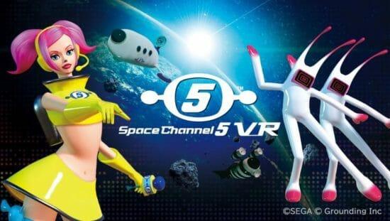 Oculus Quest版「スペースチャンネル 5 VR あらかた★ダンシングショー」が全世界で発売開始!