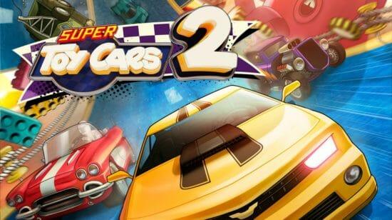 おもちゃの車でレースだ!Nintendo Switch「Super Toy Cars2」予約受付開始!
