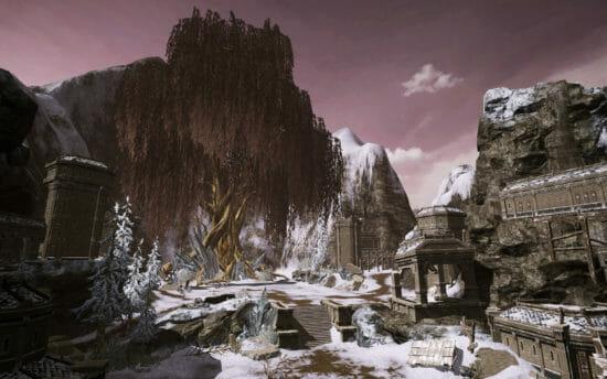 MMORPG「V4」3か月連続大型アップデート第1弾「ビテン高原」を10月21日に実装!