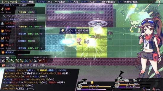 亡霊少女が主人公のローグライクアクションSRPG「AbsentedAge:アブセンテッドエイジ」が10月23日にSteamで配信開始!