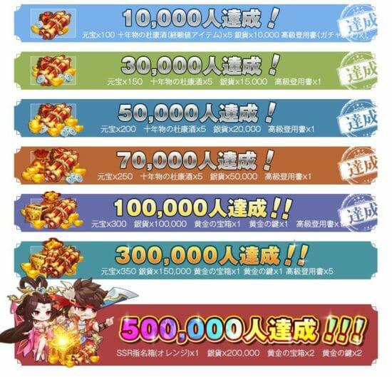 「三国志名将伝」事前登録者数10万人突破を記念してPV第2弾を公開!