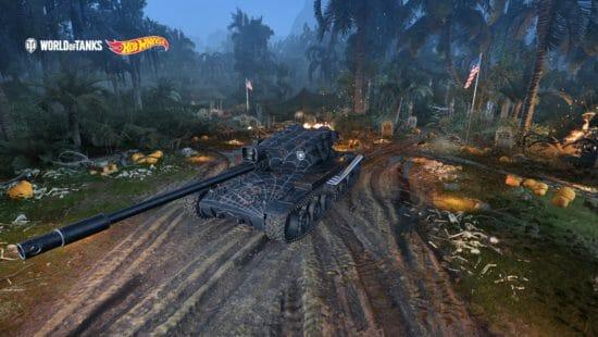 PS4/Xbox One向け「World of Tanks Console」でハロウィーン限定の「モンスター覚醒」モードを開始!