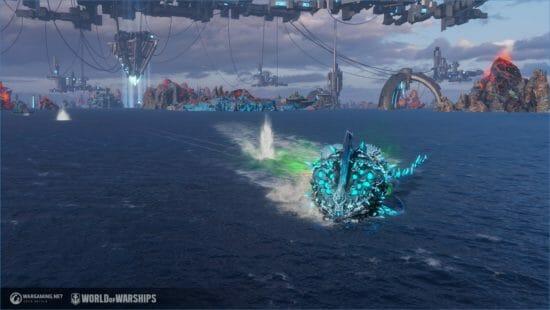PC向け「World of Warships」特別イベント「鍵争奪戦」を開催!