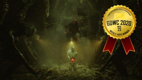 ゲーム開発世界選手権、イスラエルのチームが制作したホラーゲーム「Dark Fracture」がファン投票1位に!