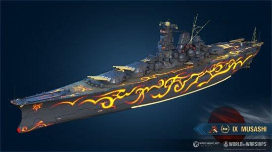 「World of Warships」で「蒼き鋼のアルペジオ  -アルス・ノヴァ-」のコラボ艦艇・艦長が販売開始!