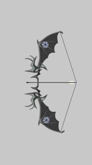 自分だけの弓イラストが作れるアプリ「弓メーカー」が配信開始!