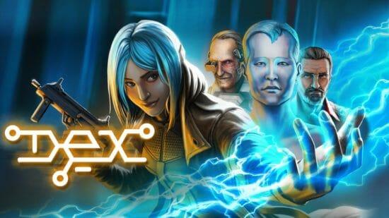 サイバーパンク2Dアクション「DEX」がSwitchでダウンロード販売開始!