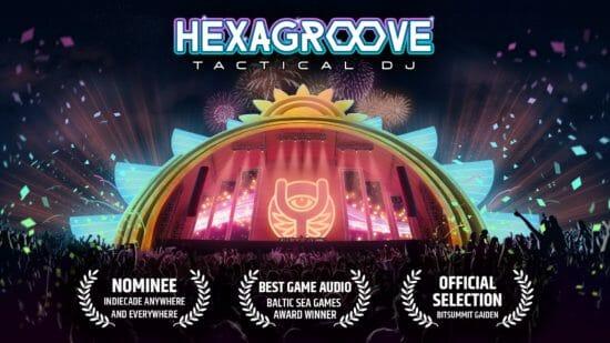 DJシミュ「ヘキサグルーヴ:タクティカルDJ」の無料拡張コンテンツ第3弾を12月3日に配信