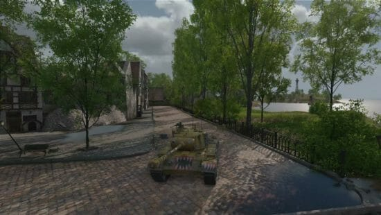 「World of Tanks Console」がPS5/Xbox Series X・Sへの後方互換対応、美しいグラフィックでゲームを楽しめるように