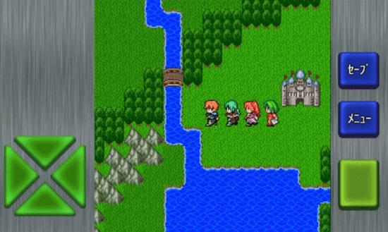 レトロ風RPG「ガイラルディア3」がApp Storeでセール中!