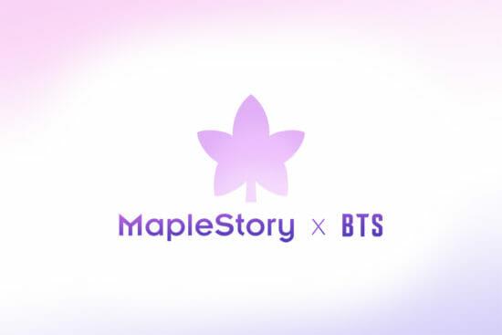 「メイプルストーリー」でグローバルスーパースター「BTS」とのコラボが決定!