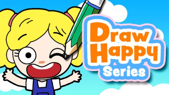 New Storyのハイパーカジュアルゲーム「Draw Happy」シリーズが2020年11月単月で100万DL達成!