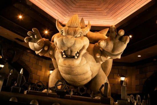 「スーパー・ニンテンドー・ワールド」が2021年2月4日にオープン!「クッパ城」の一部が初公開!