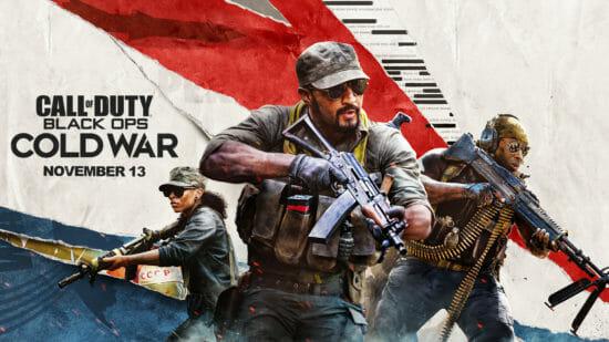 PS4/PS5用ソフト「コール オブ デューティ ブラックオプス コールドウォー」が11月13日に発売!
