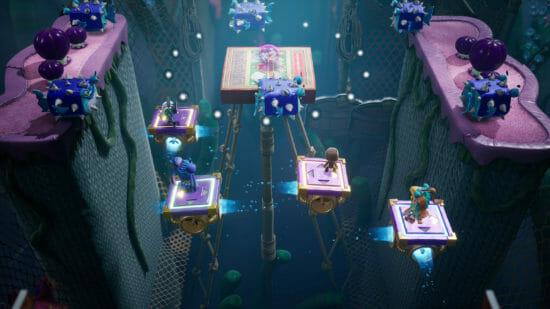 PS4/PS5用ソフト「リビッツ!ビッグ・アドベンチャー」が11月12日に発売!