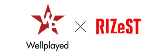eスポーツエンターテイメント企業「RIZeST」が「ウェルプレイド」と合併