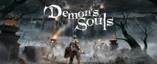 PS5ソフト「Demon's Souls」が11月12日に発売!往年の名作がフルリメイクで蘇る